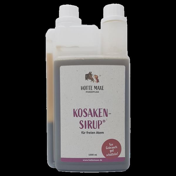 Kosaken Sirup® in Dosierflasche