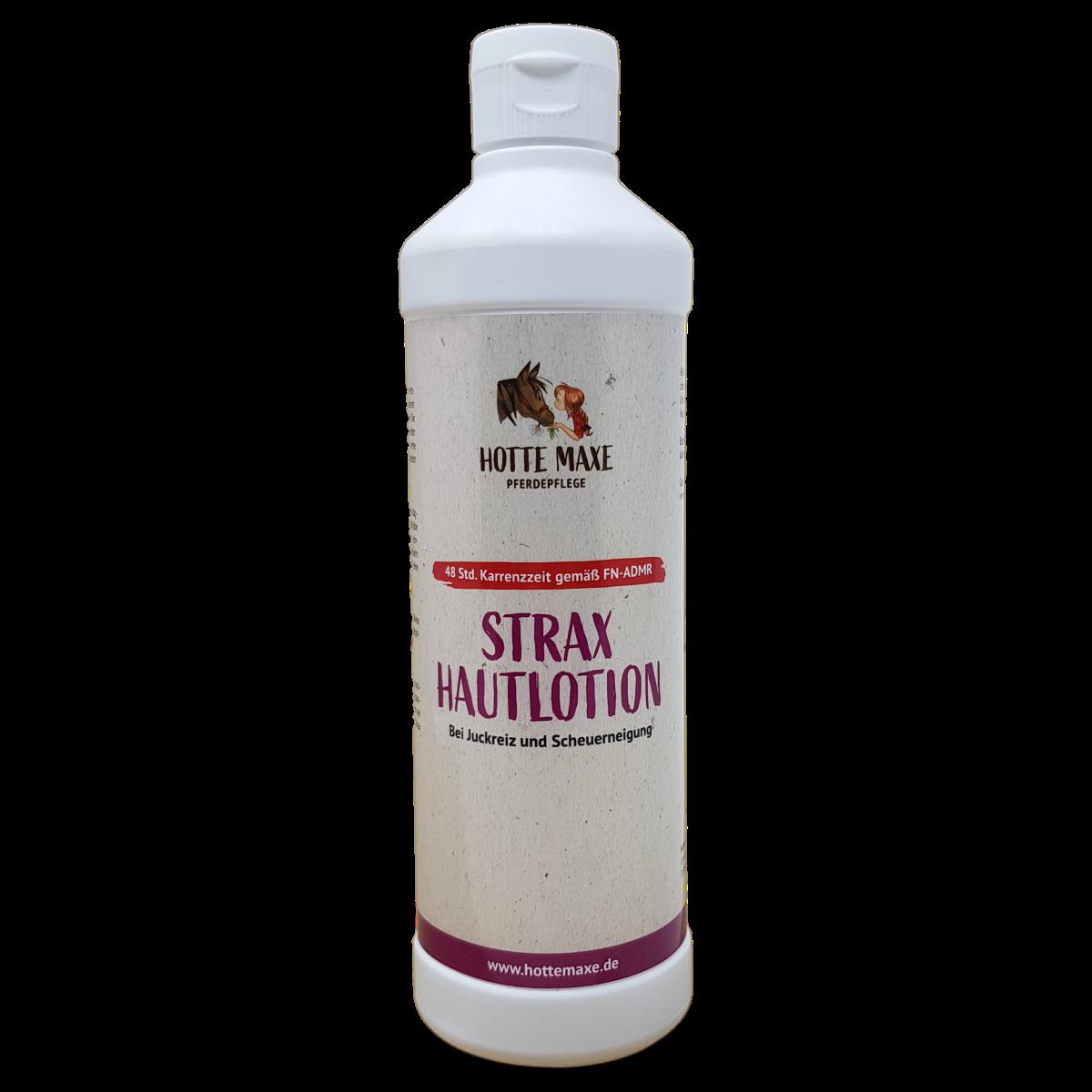 Hotte Maxe Strax-Hautlotion