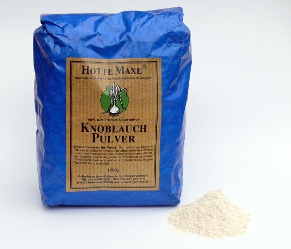 Knoblauch-Pulver