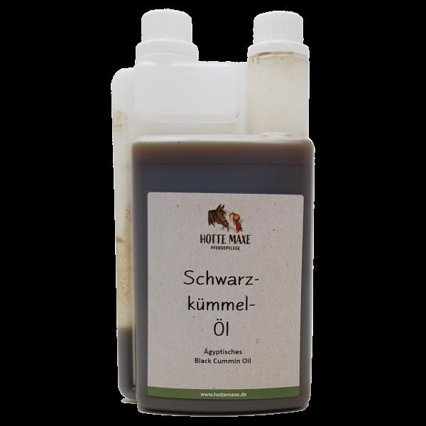 Schwarzkümmel-Öl ägyptisch in Dosierflasche