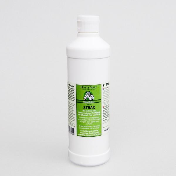 Produktprobe Strax-Hautlotion