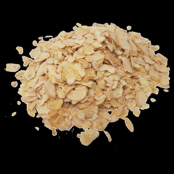 Knoblauch-Flocken