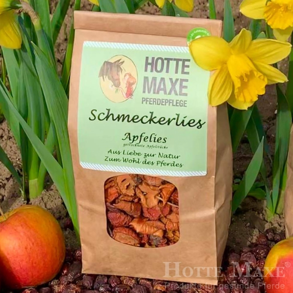 Bio-Schmeckerlies - Apfelies