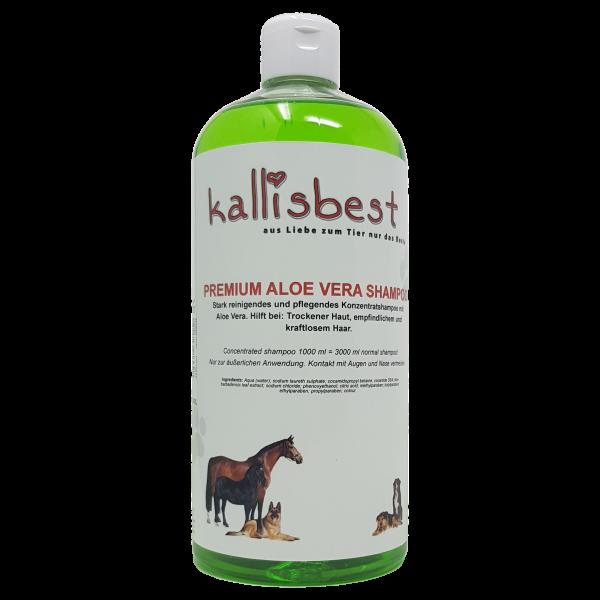 Premium Aloe Vera Shampoo Konzentrat