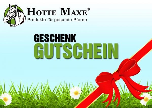 Gutschein Hotte Maxe