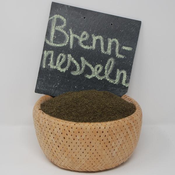 Brennnessel Blätter, 500 Gramm
