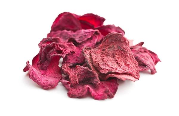Rote Beete - getrocknet 500 Gramm