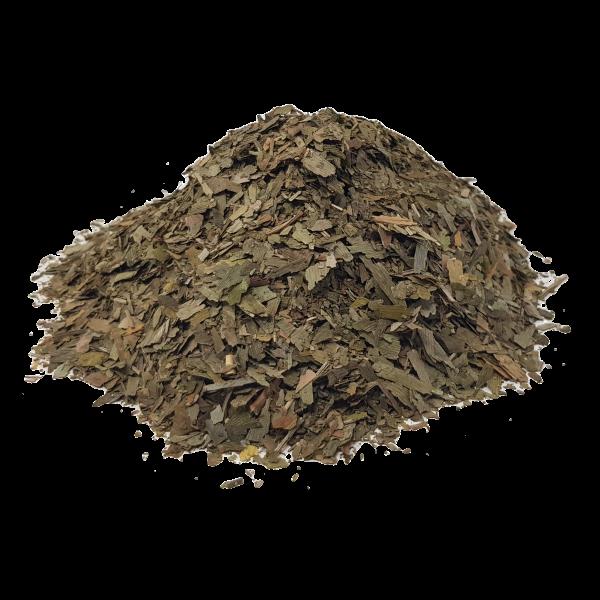 Ginkgoblätter, getrocknet